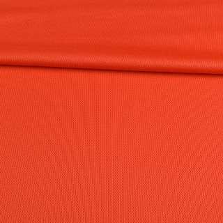 Кулмакс (трикотаж спортивный) оранжево-красный, ш.180