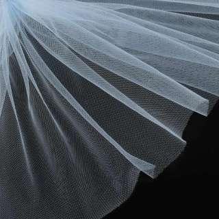 Фатин голубой бледный ш.165