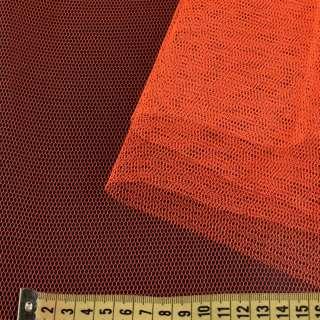 Фатин жесткий оранжевый ш.180