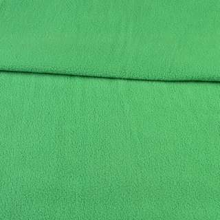 Флис зеленый лайм ш.165