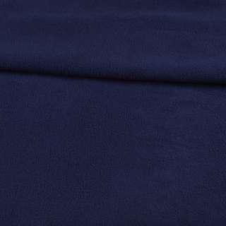 Флис синий темный ш.190