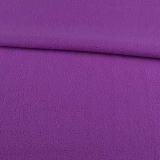 Флис лиловый ш.170
