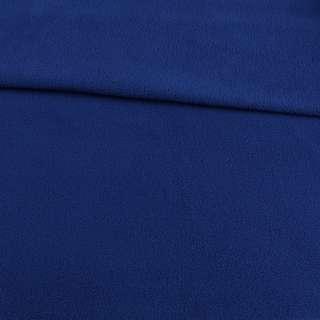 Флис синий ультрамарин светлый ш.170