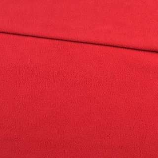 Флис красный ш.160