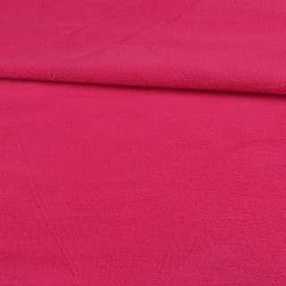 Флис малиновый ш.150