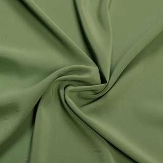 Шифон стрейч зеленый светлый ш.150