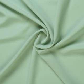 Шифон стрейч зелено-серый ш.150