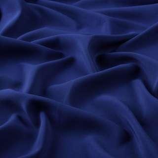 Шифон стрейч синий ультра ш.150