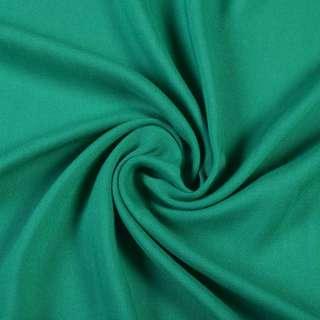 Штапель зеленый, ш.140