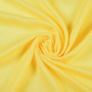 Штапель желтый, ш.140