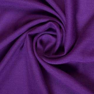 Штапель фиолетовый, ш.145
