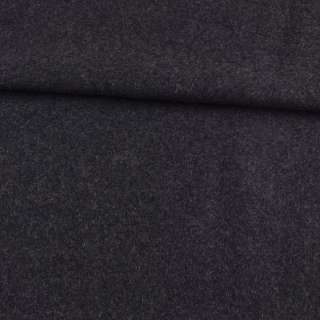 Шерсть пальтовая серая темная ш.153