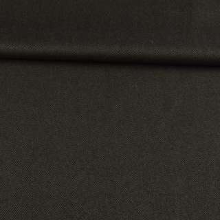 Шерсть костюмная оливковая темная ш.158