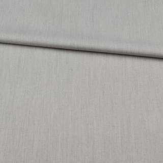 Шелк костюмный серый светлый ш.157