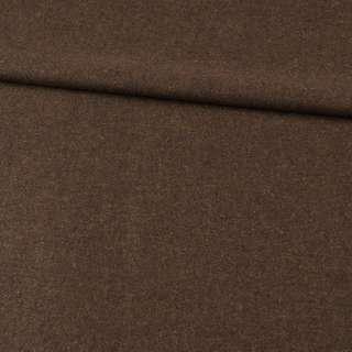 Кашемир шерстяной костюмный оливково-коричневый ш.150