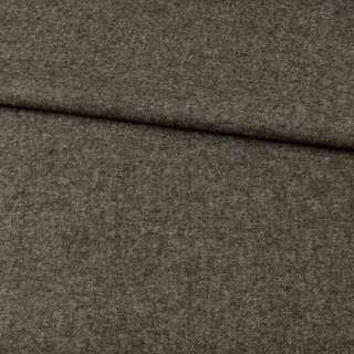 Кашемир шерстяной костюмный оливковый темный ш.150