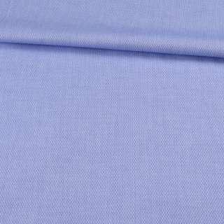 Коттон жаккардовый голубой ш.150