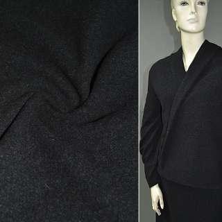 Кашемир пальтовый темно-серый ш.150