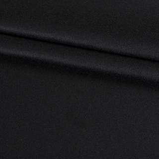 """Кашемир """"HUGO BOSS"""" черный ш.150"""