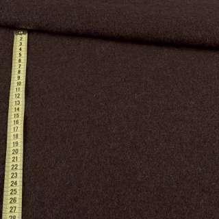 """Лоден """"GERRY WEBER"""" коричневый темный, ш.145"""