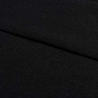 Лоден букле фактурная полоса Gerry Weber черный, ш.160