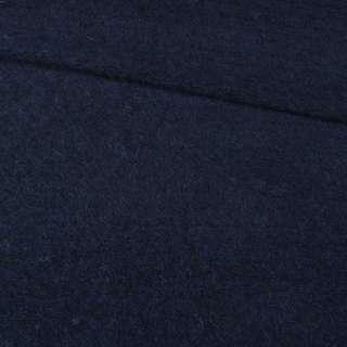 Пальтовый трикотаж Gerry Weber синий темный, ш.150