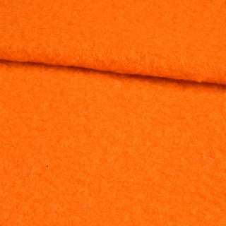 "Трикотаж пальтовый ""GERRY WEBER"" оранжевый, ш,145"