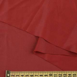 Подкладка трикотажная BASLER терракотовая спортивная ш.140
