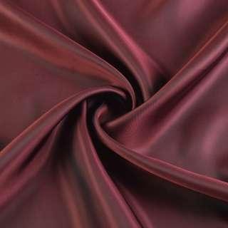 Ацетат бордово-черный, ш.150