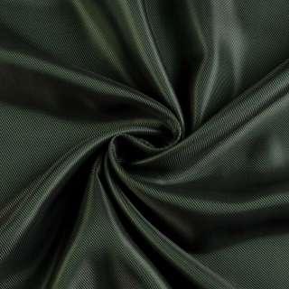Вискоза-ацетат хамелеон коричнево-зеленая диагональ, ш.145
