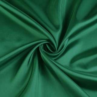 Вискоза-ацетат зеленая темная, ш.140