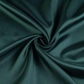 Вискоза-ацетат зеленая темная, ш.141