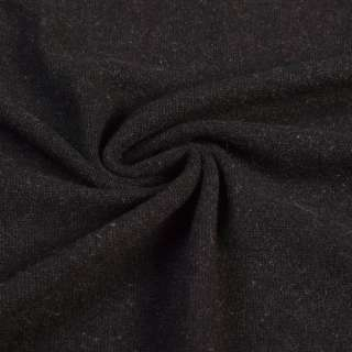Трикотаж черный, ш.145