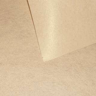 Войлок синтетический для рукоделия песочный (0,95мм) ш.85