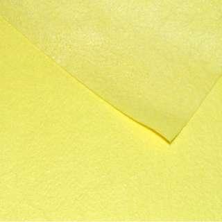 Фетр (для рукоделия) желтый (0,9мм) ш.85