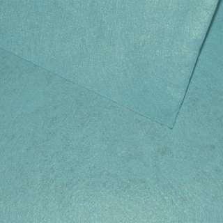 Фетр (для рукоделия) голубой лазурный (0,9мм) ш.85