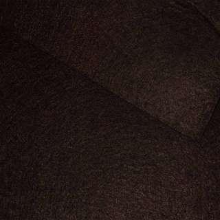 Фетр (для рукоделия) шоколадный (0,9мм) ш.85