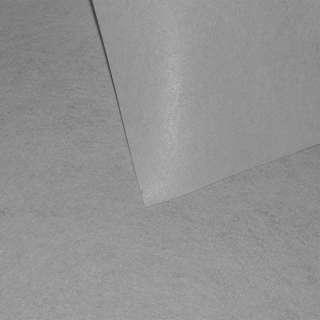 Фетр (для рукоделия) серый светлый меланж (0,9мм) ш.85