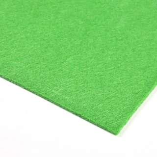 Фетр (для рукоделия) зеленый (0,9мм) ш.150