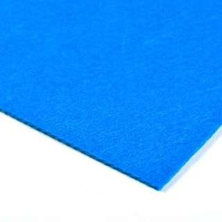 Фетр (для рукоделия) синий (0,9мм) ш.150