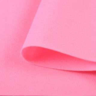 Войлок (для рукоделия) розовый (1,5мм) ш.150