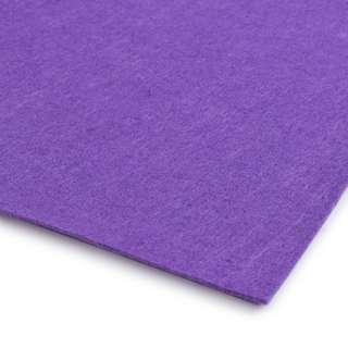 войлок (для рукоделия) фиолетовый (2мм) ш.100