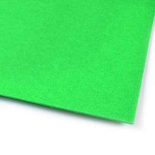 Фетр (для рукоделия) зеленый лесной (2мм) ш.100