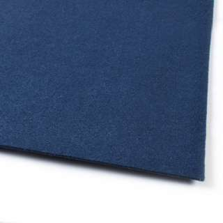 Фетр (для рукоделия) синий темный (2мм) ш.100