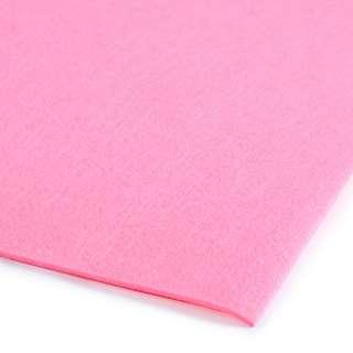 Фетр (для рукоделия) розовый (3мм) ш.100