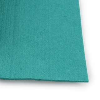 Фетр (для рукоделия) бирюзовый (3 мм) ш.100