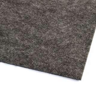 Фетр (для рукоделия) серый темный (3мм) ш.100