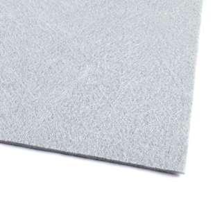 Фетр (для рукоделия) серый (3мм) ш.100