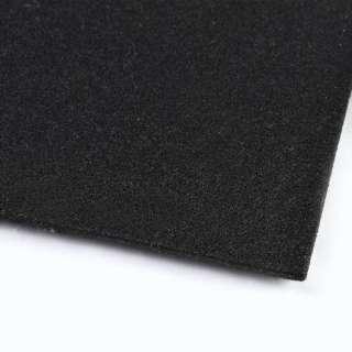 Фетр (для рукоделия) черный (3мм) ш.100