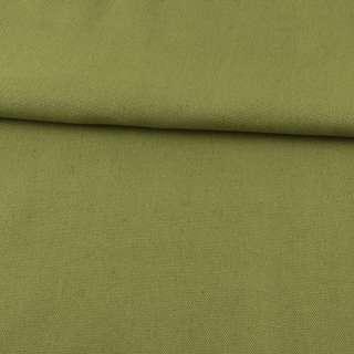 Деко-коттон оливково-зеленый ш.150